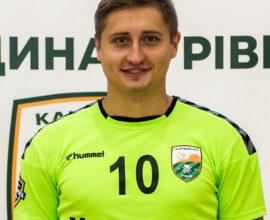 Максим МАНУЙЛЕНКО